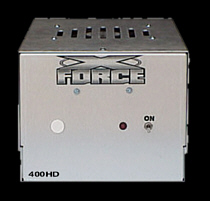 400-HD *** Amps now have a shorter design to fit nicely under seats*** - Product Image
