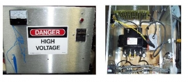 HIGH VOLTAGE POWER SUPPLY ( ALL PARTS NEW ) Call for more info - Product Image