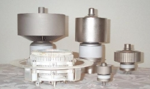 WE BUY STEEL TUBES & Variable Vacuum Capacitor - Product Image